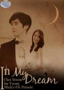 Oneshoot   In My Dream   (Yoona POV)